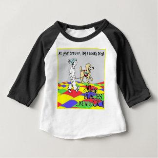 À votre copie du service C&B T-shirt Pour Bébé