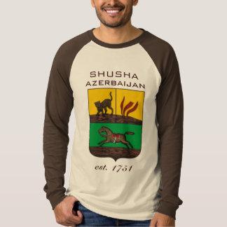 AAC Shusha, T-shirt de Long-Douille de