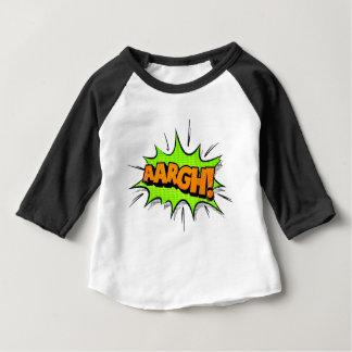 Aargh T-shirt Pour Bébé