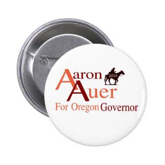 Aaron Auer pour la goupille de gouverneur de l'Oré Badges