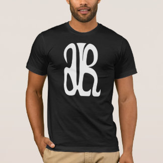 Aaron Rutten - T-shirt noir
