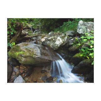 Abaissez les automnes creux foncés, Shenandoah Toiles
