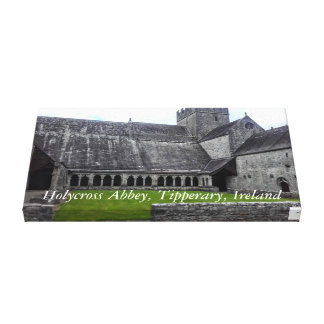 Abbaye de Holycross, Tipperary, Irlande Toile