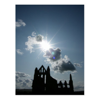 Abbaye de Whitby Carte Postale