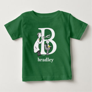 ABC de Dr. Seuss's : Lettre B - Le blanc | T-shirt Pour Bébé