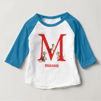 ABC de Dr. Seuss's : Lettre M - Le rouge | T-shirt Pour Bébé