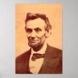 Abe Lincoln Affiche