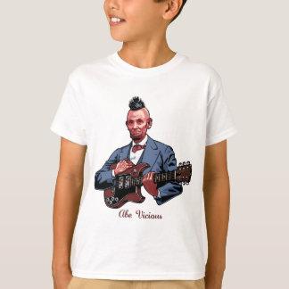 Abe méchant t-shirt