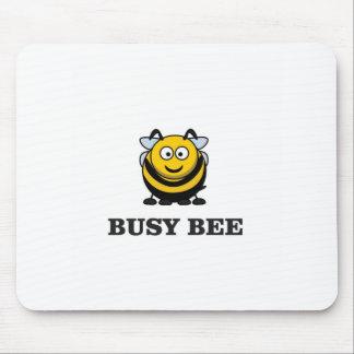 abeille de fourmi tapis de souris
