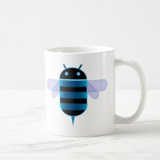 Abeille de nid d'abeilles mug
