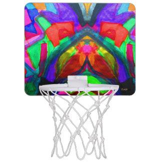 Abeille Mini-panier De Basket