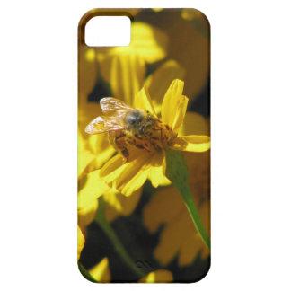 Abeille sur la fleur coque Case-Mate iPhone 5