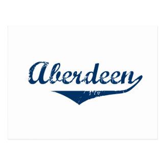 Aberdeen Carte Postale