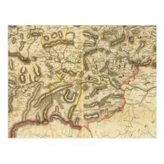 Aberdeen du sud composé, Banff Carte Postale