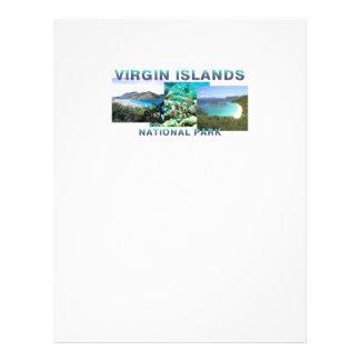 ABH Îles Vierges Prospectus 21,6 Cm X 24,94 Cm