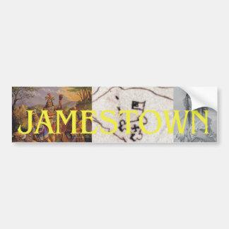 ABH Jamestown Autocollant Pour Voiture