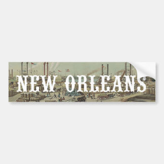 ABH la Nouvelle-Orléans Autocollant Pour Voiture