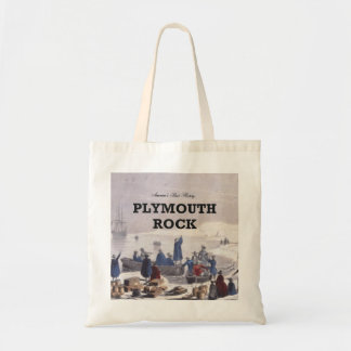 ABH Plymouth Rock Tote Bag