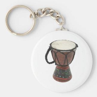 AboriginalDrum083109 Porte-clé Rond