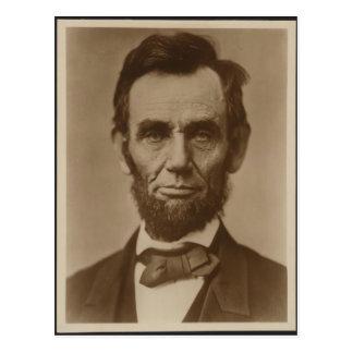 Abraham Lincoln Carte Postale