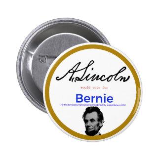 Abraham Lincoln pour des ponceuses de Bernie Pin's