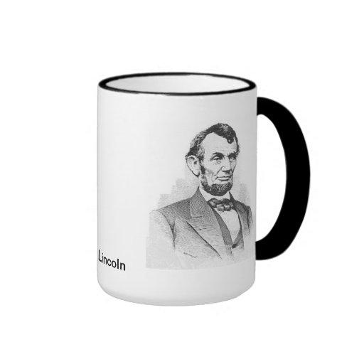 Abraham Lincoln Tasses