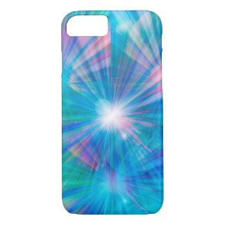 Abrégé sur bleu de couverture coque iPhone 7