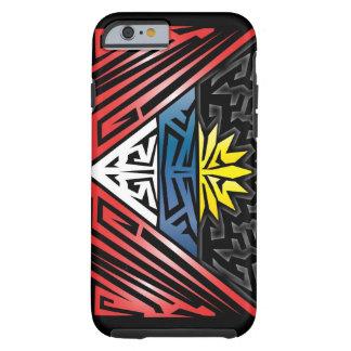 Abrégé sur de l'Antigua/Barbuda Coque iPhone 6 Tough