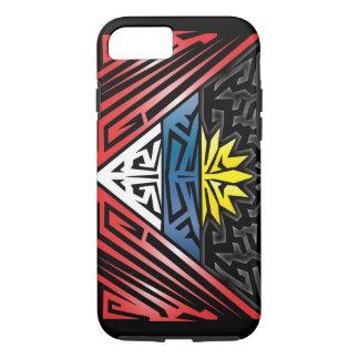 Abrégé sur de l'Antigua/Barbuda Coque iPhone 7