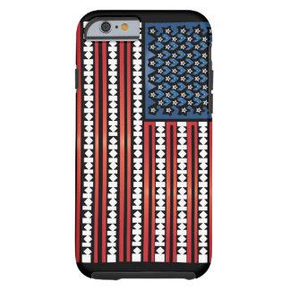 Abrégé sur des Etats-Unis Coque Tough iPhone 6