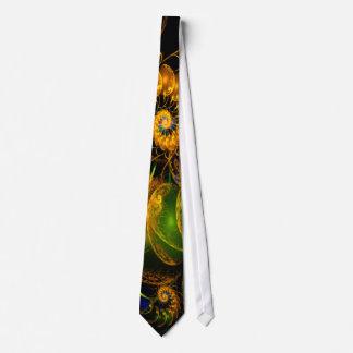 Abrégé sur fractale de flamme de Continum Cravates Customisées