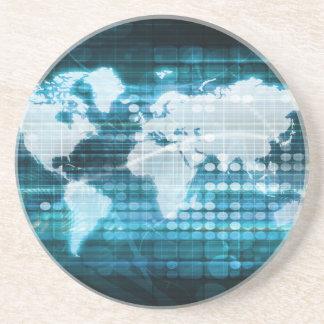 Abrégé sur global concept de technologie de dessous de verre