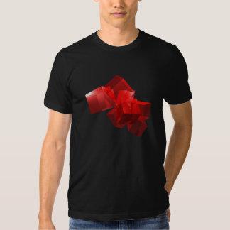 abrégé sur le rouge 3D T-shirts
