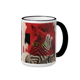 Abrégé sur le zèbre 4,0 mug ringer