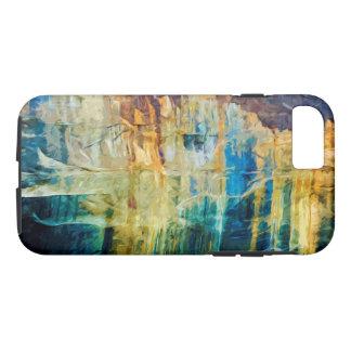 Abrégé sur national décrit rive d'un lac de roches coque iPhone 7