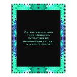 abrégé sur noir de turquoise prospectus avec motif