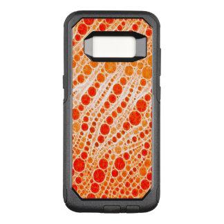 Abrégé sur orange fluorescent zèbre coque samsung galaxy s8 par OtterBox commuter