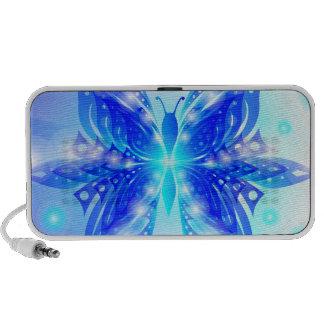 Abrégé sur papillon de caisse de haut-parleur