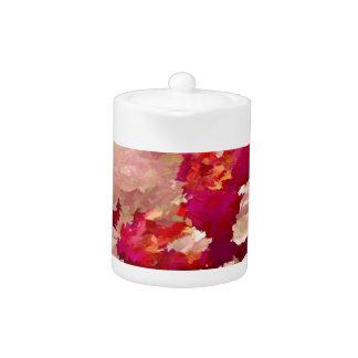 Abrégé sur rouge et blanc orchidée