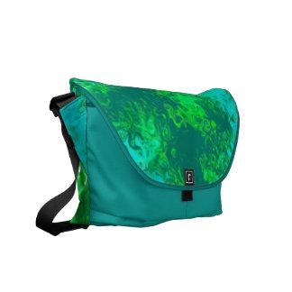 Abrégé sur vert bleu d'Aqua Besace
