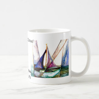 Abrégé sur voilier - art d'océan de CricketDiane Mug