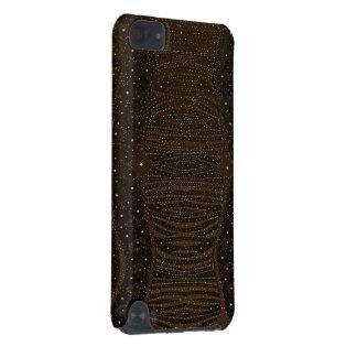 Abrégé sur zèbre de scintillement de Brown Coque iPod Touch 5G