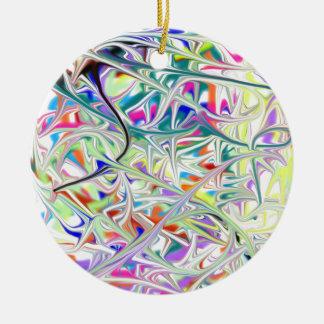 abstract1 ornement rond en céramique