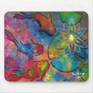 ABSTRACT MOUSEPADS TAPIS DE SOURIS