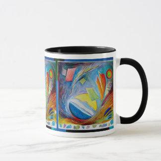Abstraction d'avantage de Forcefull Mug