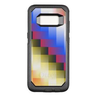 Abstraction de couleur coque samsung galaxy s8 par OtterBox commuter
