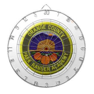Académie de garde forestière de Comté d'Orange Jeu De Fléchettes