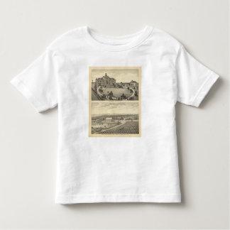 Académie de Luther, Nébraska T-shirt Pour Les Tous Petits