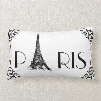 Accent français coussin décoratif