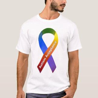 Acceptation d'autisme t-shirt